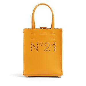 N21 Handbags Micro Shopping Verticale Tote NWOT